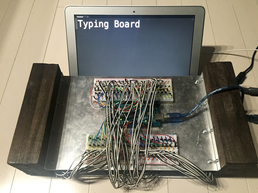 Typing Board